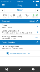 my fitness pal 2